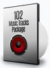 Thumbnail 102 Music Tracks Pack ROYALTY FREE MASTER RESALE RIGHTS MRR